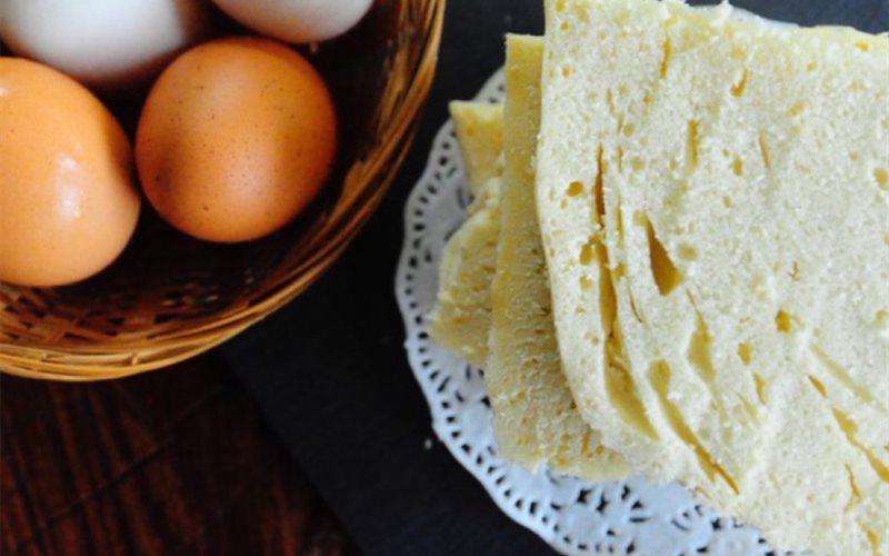 Cách làm Bánh bông lan vanilla