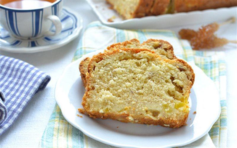 Cách Làm Bánh Bông Lan Chuối Dừa Hấp Dẫn Đơn Giản