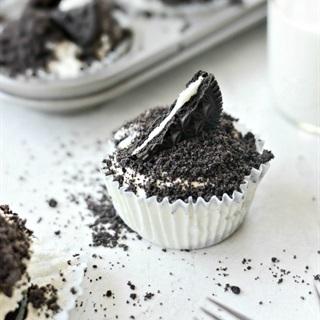 Cách làm Bánh cupcake phô mai Oreo