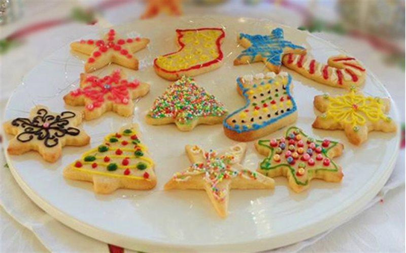 Cách Làm Bánh Quy Mật Ong Cho Giáng Sinh Cực Ngon