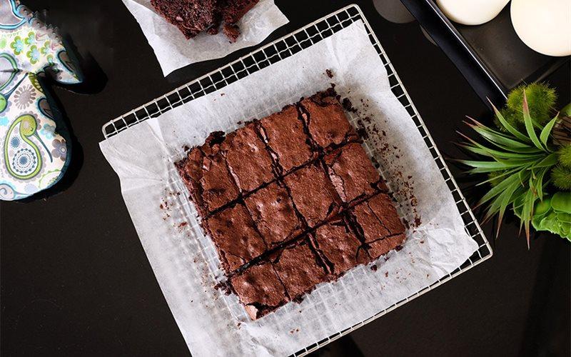 Cách Làm Bánh Chocolate Chip Brownie Cực Ngon
