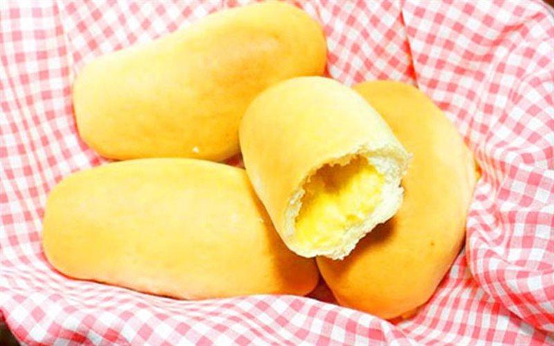 Cách làm Bánh Mì Nhân Bơ Sữa thơm ngon đãi cả nhà bữa sáng