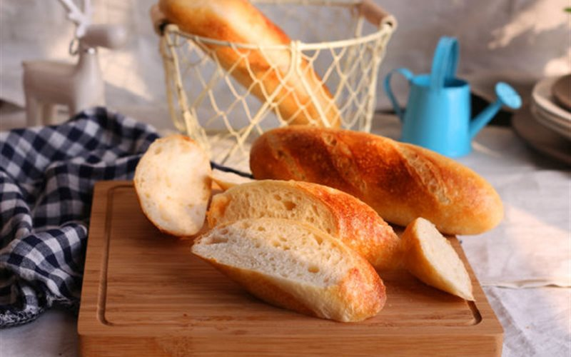 Cách Làm Bánh Mì Vỏ Giòn Ngon Hơn Cả Ngoài Hàng