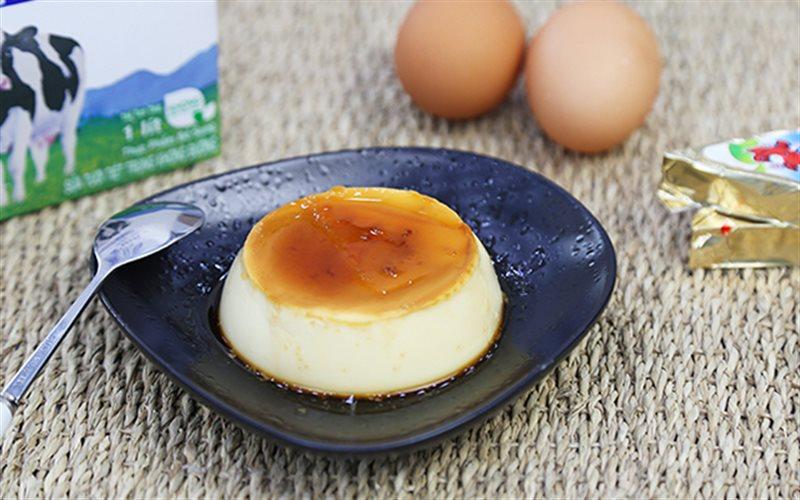 Cách làm Bánh Flan Phô Mai thơm ngon, béo ngậy tại nhà