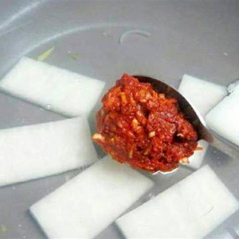 Lẩu ghẹ nấu chua cay