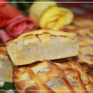 Cách làm Bánh Tart Dừa với sữa tươi thơm ngon, hấp dẫn
