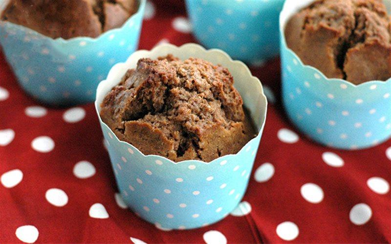 Cách làm Muffin Chocolate xốp mềm ngọt thơm cho bữa sáng