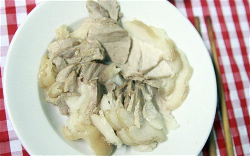Cách Làm Thịt Heo Hấp Bằng Lò Vi Sóng Nhanh Gọn