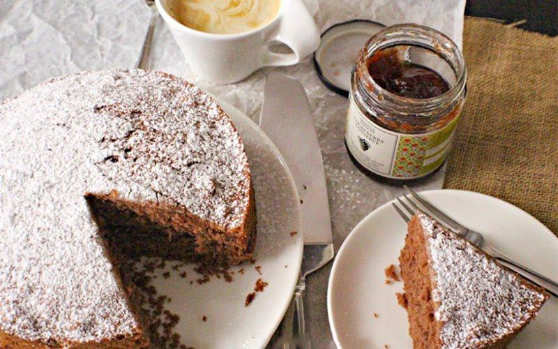 Cách làm Bánh chocolate victoria sponge cake