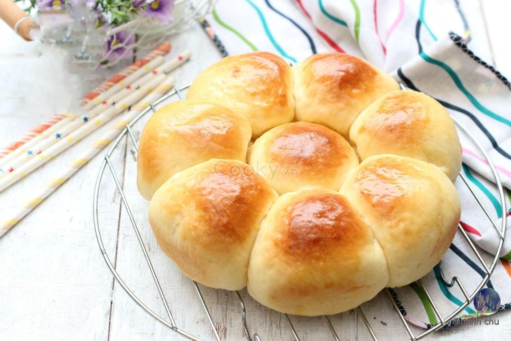 cách làm bánh mì mật ong