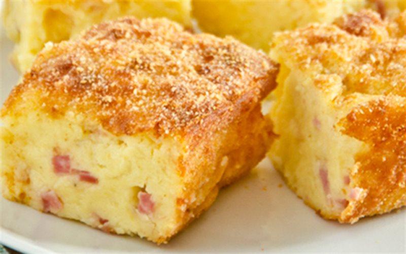 Cách làm Bánh Gato Khoai Tây Mặn xốp mềm, thơm béo