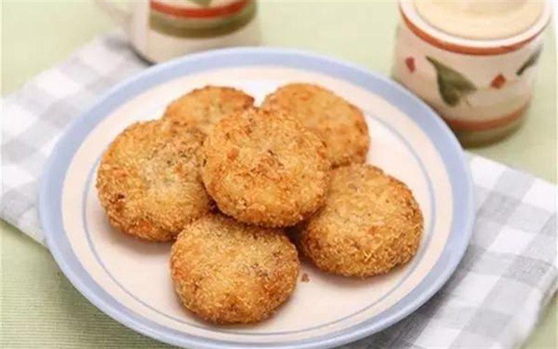 Cách làm Bánh Khoai Thịt Bằm ăn vặt ngon nhâm nhi ngày mưa