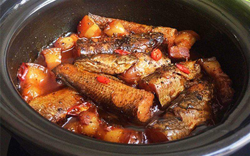 Cách Làm Cá Lóc Kho Nước Dừa Ngon Đậm Đà Đưa Cơm