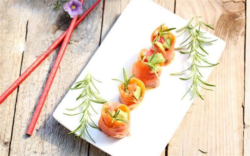 Cách Làm Salad Bơ Cá Hồi Tuyệt Ngon, Ăn Cực Mát