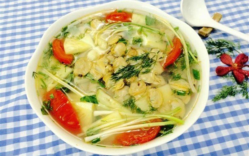 Cách nấu Canh Chua Ngao chống ngán, cho bữa cơm gia đình