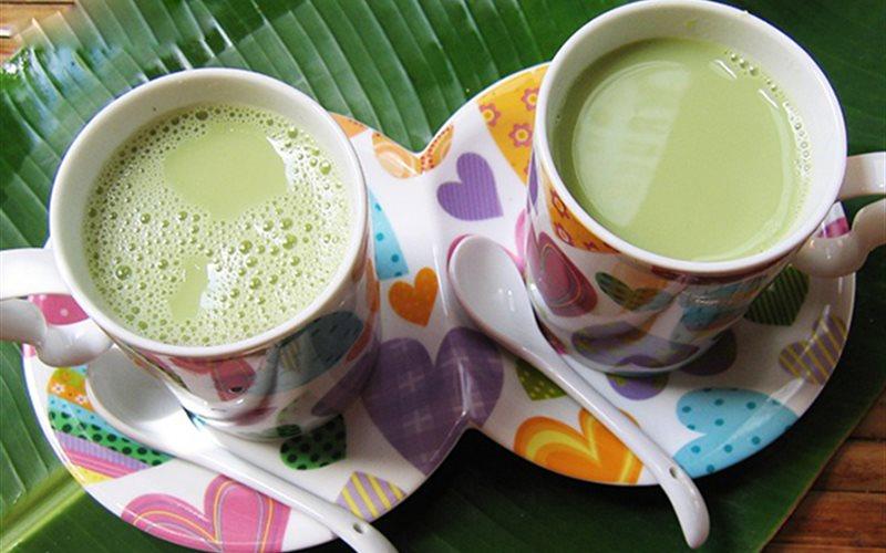 Cách Làm Sữa Đậu Nành Hương Dứa Nóng Hổi Thơm Ngon