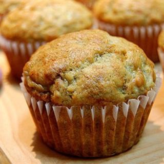 Cách Làm Cupcake Chuối Dừa Nướng Xốp Mềm Cực Ngon