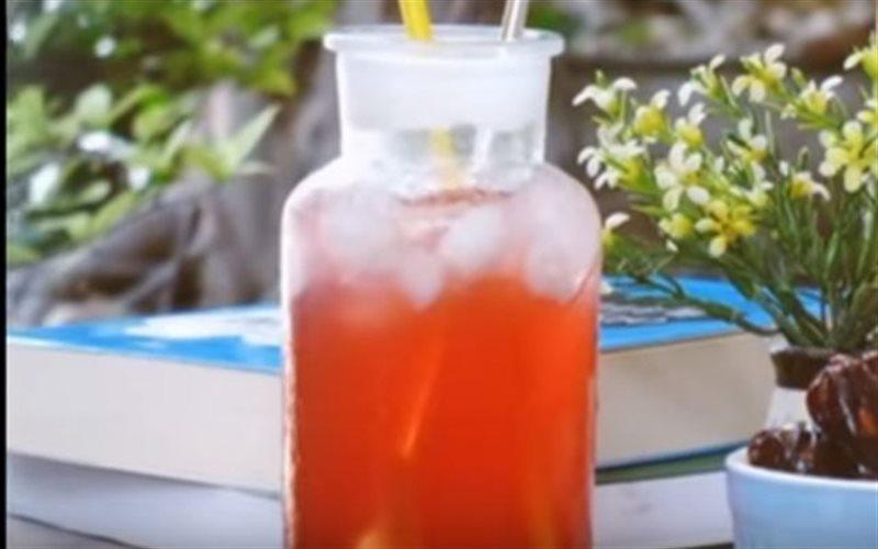 Cách làm Siro Mận đơn giản, pha nước uống giải nhiệt mùa hè