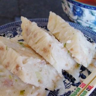Cách Làm Bánh Củ Cải Hấp Thịt Thơm Ngon
