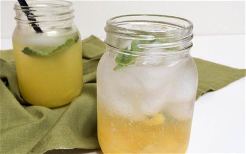 Cách Làm Soda Chanh Xoài Giải nhiệt, Cực Thơm Mát
