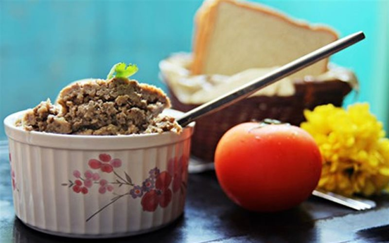 Cách làm Pate Gan Heo ngon thơm và đơn giản tại nhà