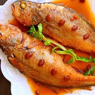 Cách làm Cá Sốt Tương đậm đà hao cơm trong bữa ăn mỗi ngày