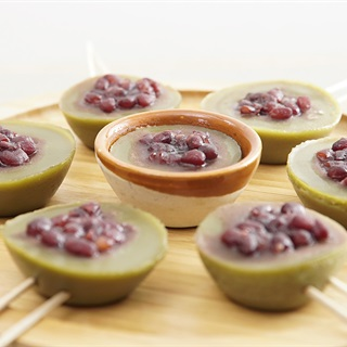 Cách Làm Pudding Đậu Đỏ Trà Xanh Thanh Mát Tai Nhà