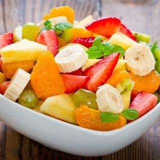 Cách Làm Salad Trái Cây Trộn Chua Ngọt Thơm Ngon