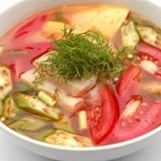 Cách nấu Canh Chua Cá Lóc chua thanh, cay thơm đậm đà