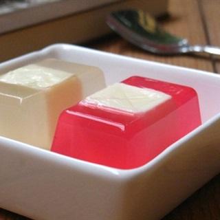 Cách làm Thạch Phô Mai béo ngậy dễ làm ngay tại nhà