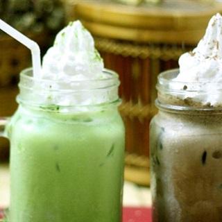 Cách Làm Matcha Đá Và Cacao Kem Sữa Cực Đơn Giản