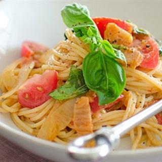 Cách Làm Spaghetti Kimchi Cay Thơm, Ngon Miệng