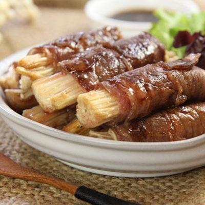Bữa cơm thêm ngon miệng với những món thịt chiên và luộc