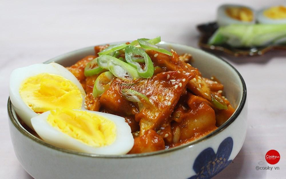 Cách Làm Bánh Gạo Cay đúng chuẩn Hàn Quốc - ảnh 2.