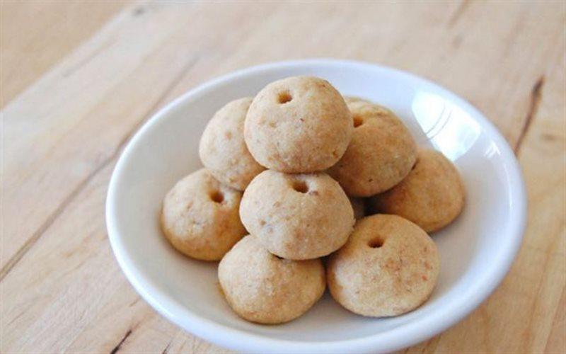 Cách Làm Bánh Quy Đậu Phộng Giòn Rụm, Siêu Ngon