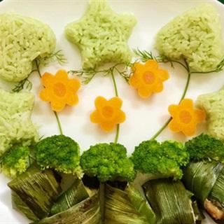 Cách Làm Cơm Gà Lá Dứa Thơm Ngon Cho Bữa Sáng