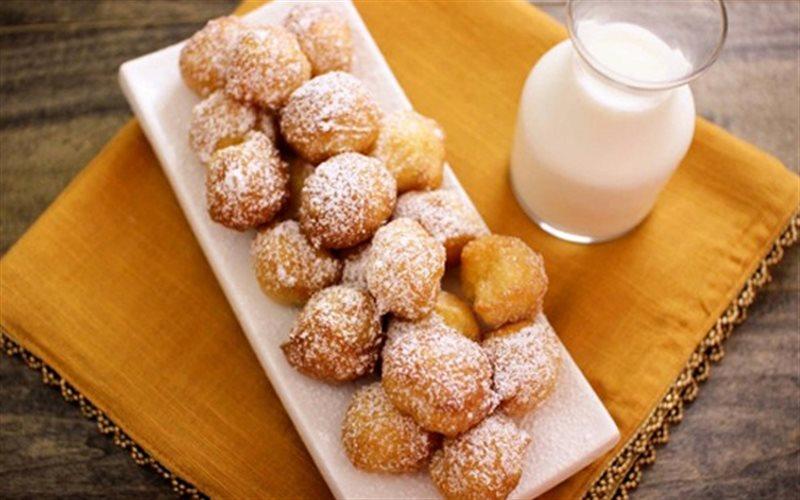 Cách Làm Bánh Rán Mini Kiểu Ý Giòn Ngon Chuẩn Vị