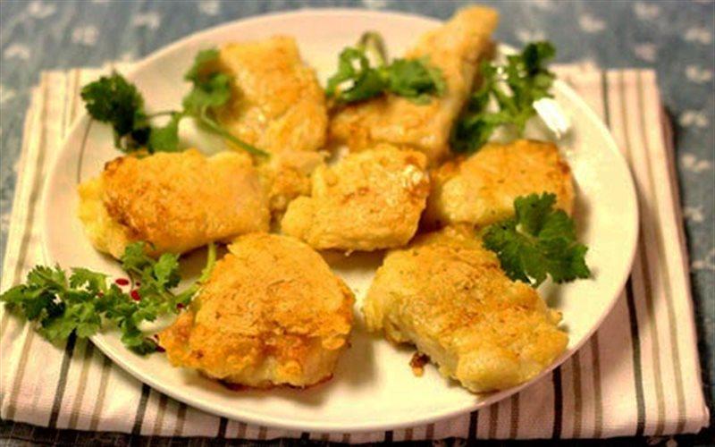 Cách làm Cá Tẩm Bột Rán Giòn ngon miệng cho bữa ăn gia đình