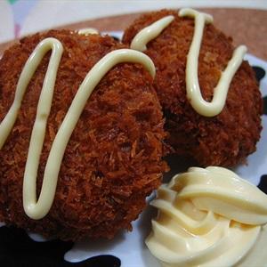 Bánh khoai tây Korokke kiểu Nhật