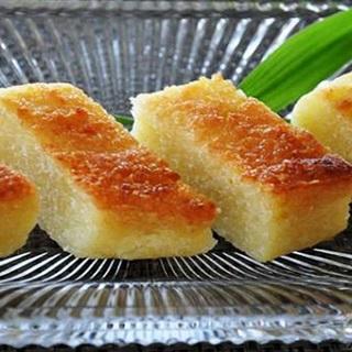 Cách làm Bánh Sắn Nướng mềm dẻo ngọt thanh dễ làm tại nhà