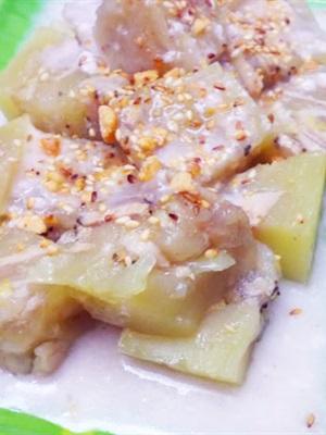Triệu hồi các món trắng miệng được làm từ chuối ngon nhức nhối