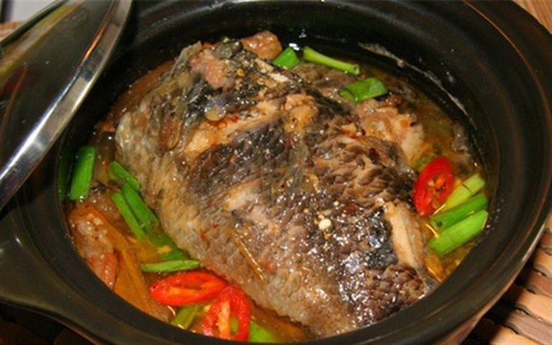 Cách làm Cá Rô Kho Tộ đậm đà hương vị ăn cùng cơm nóng
