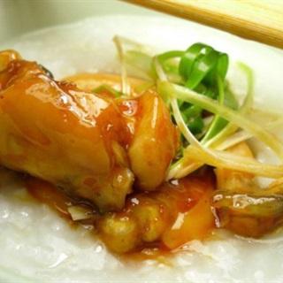Cách làm Cháo Ếch dinh dưỡng, thịt chắc mềm ngọt