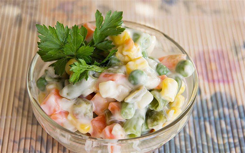 Cách Làm Salad Rau Củ Luộc Thơm Ngon Hấp Dẫn Ở Nhà