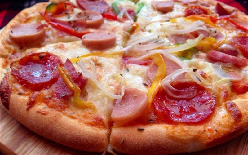Cách làm Bánh Pizza đơn giản mà dễ làm ngay tại nhà