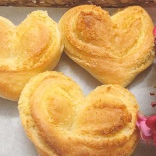 Cách Làm Bánh Mì Dừa Hình Trái Tim Cực Thơm Ngon