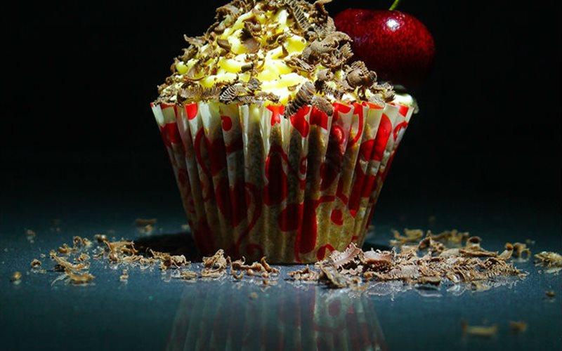 Cách Làm Bánh Cupcake Phô Mai Cherry Ngon Cực Đỉnh