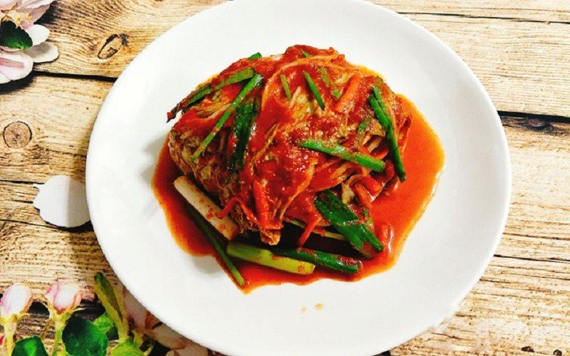 Cách Làm Kimchi Cải Thảo Cay Thơm Đơn Giản, Ngon