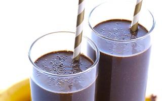 Sinh tố chocolate hạt chia