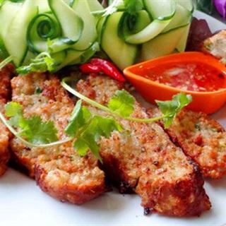Cách Làm Chả Cốm Thịt Thơm Ngon Chuẩn Vị Miền Bắc